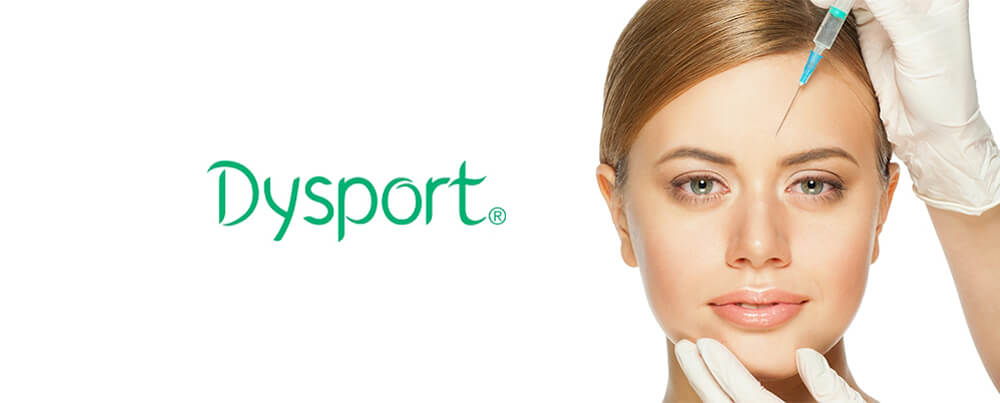 Dysport a solution for glabella lines