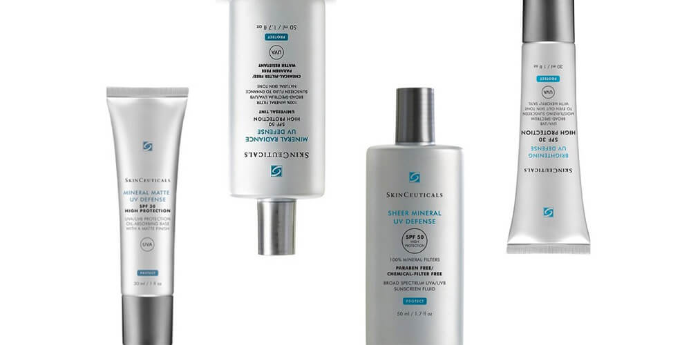 SkinCeuticals Sunscreen Products