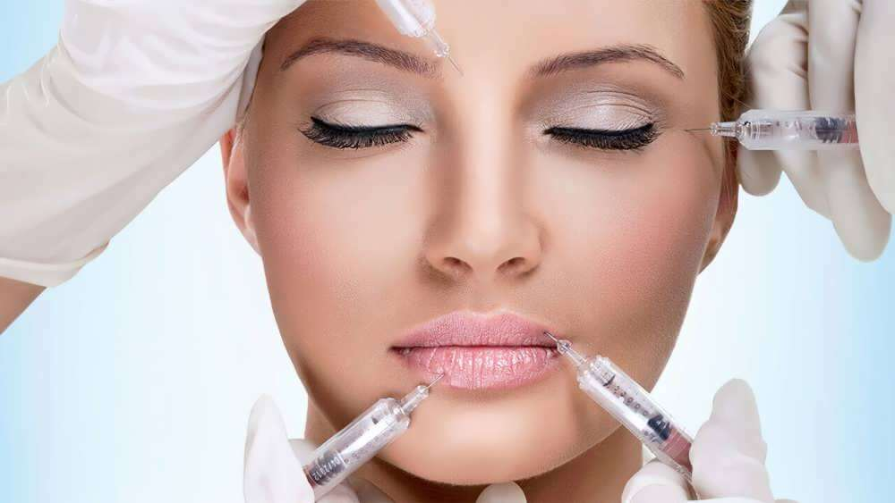 What types of skin fillers are there